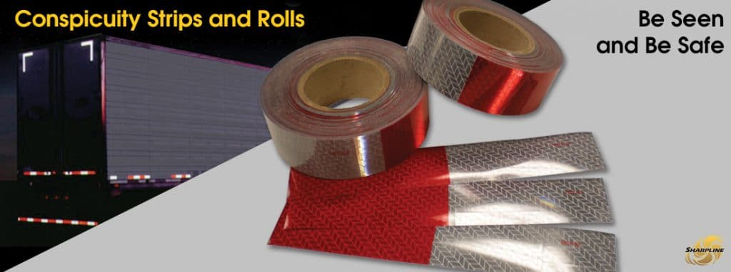 Conspicuity Rolls and Strips
