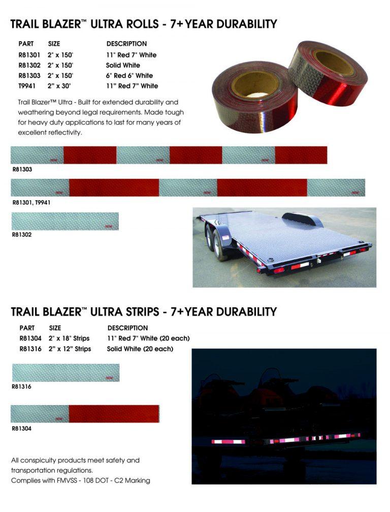 Trail Blazer Ultra Conspicuity